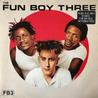 Fun Boy Three (The) - The Fun Boy Three (LP) (VG-EX/VG)